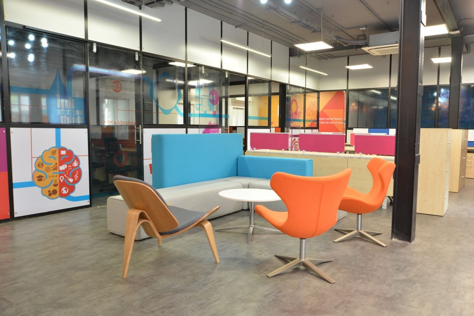 Awesome Tips For Interior Designing Of Startup Office