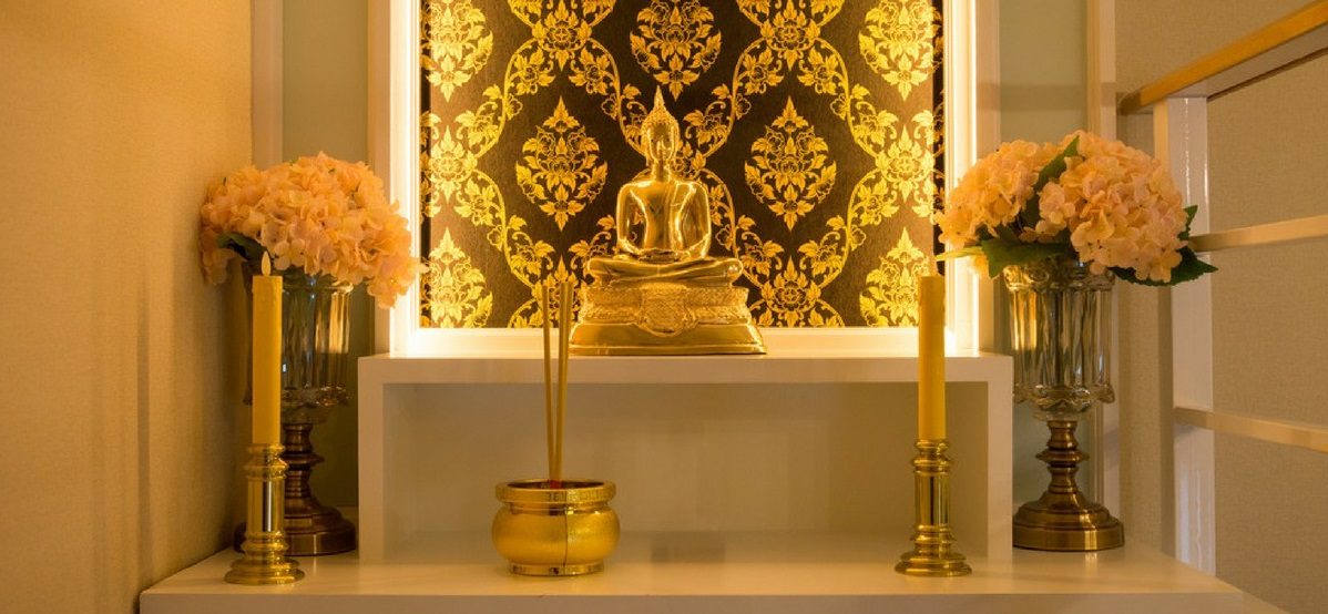 Five Things That Perk Up Your Pooja Ghar Interiors