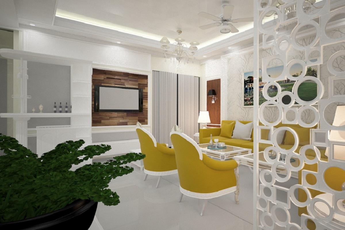 Livingroom designser in Noida