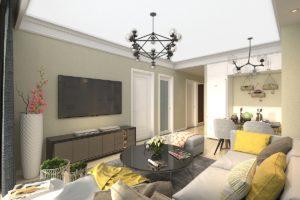 Livingroom interior designs