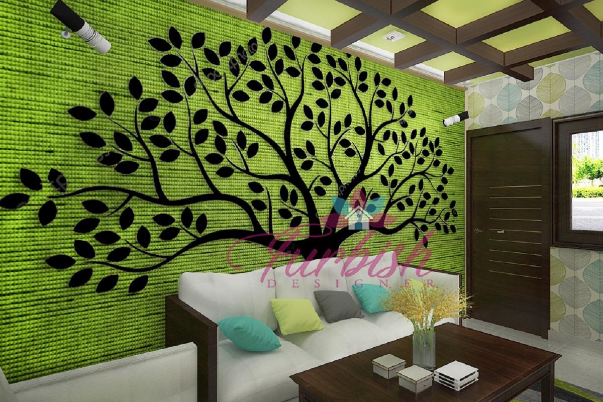 Livingroom designer in Noida